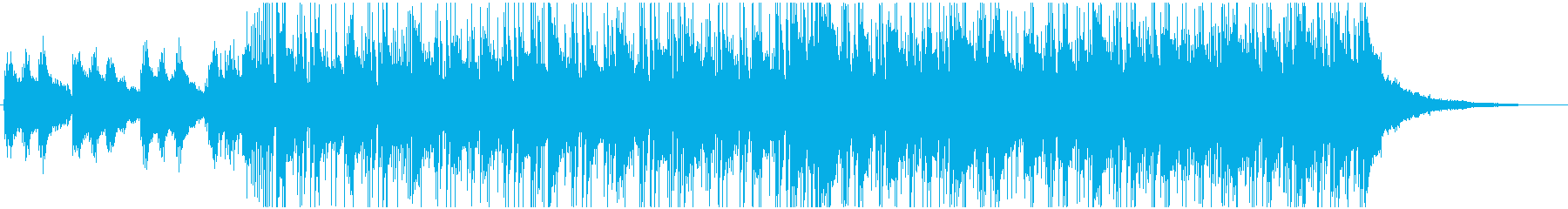 Fantasy minor tone with the image of the moon's reproduced waveform