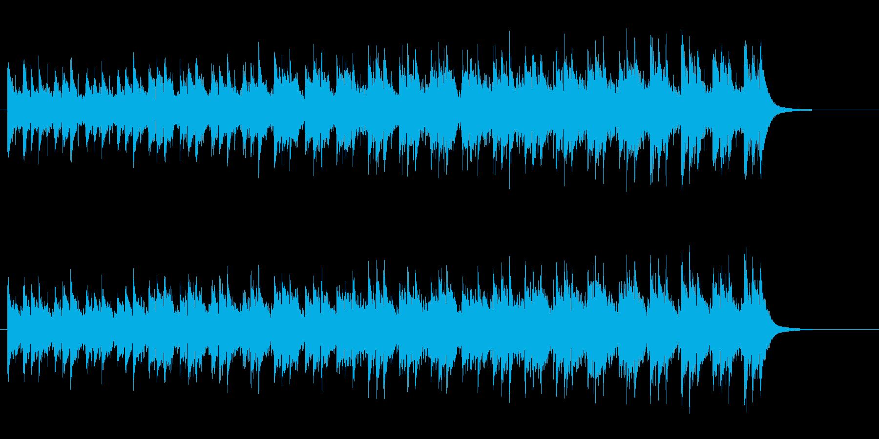哀愁漂う越境スパニッシュ・ポップスの再生済みの波形