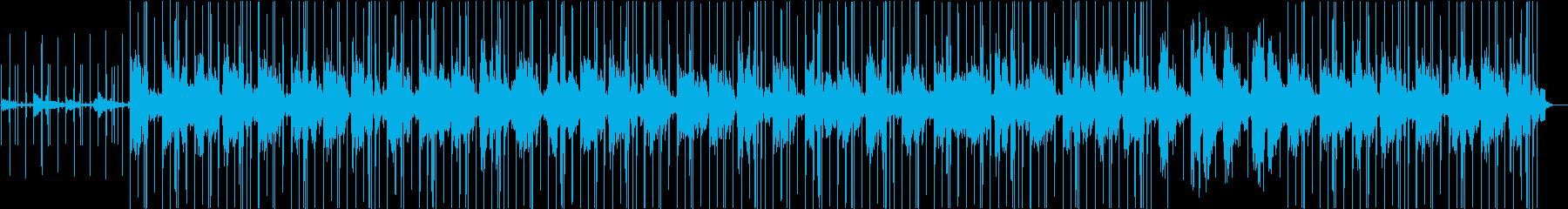 【チルアウト】まったり/カフェ/LoFiの再生済みの波形