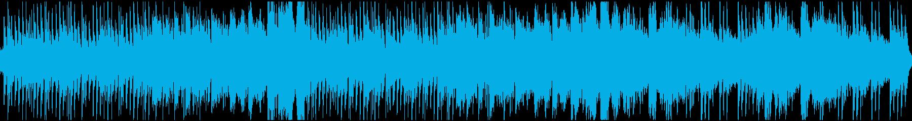 切ないゴシック&メルヘン・ループの再生済みの波形