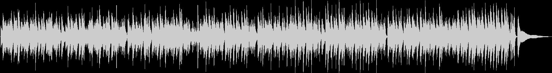 グリーンスリーブス/ボサノバピアノトリオの未再生の波形