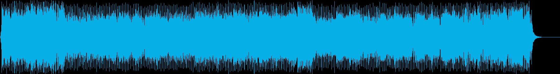 SAFARI ADVENTUREの再生済みの波形
