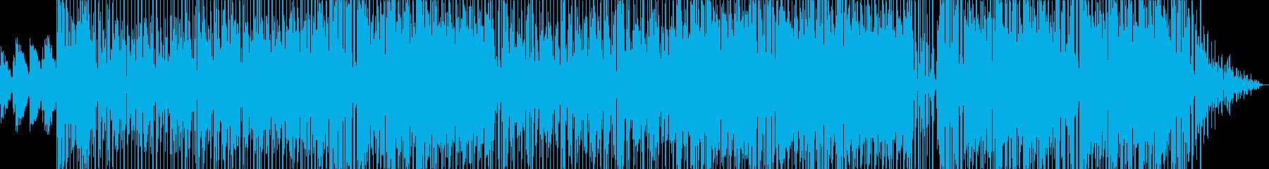 おしゃれでジャジーなJpopバラードの再生済みの波形