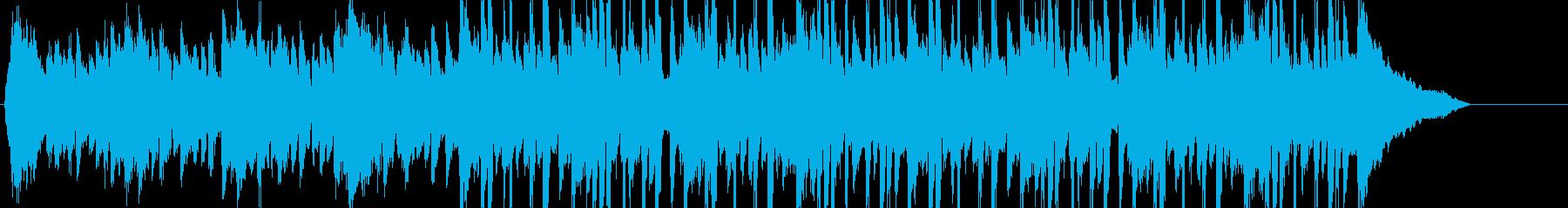 無主張で映像やナレを活かすギターポップ1の再生済みの波形