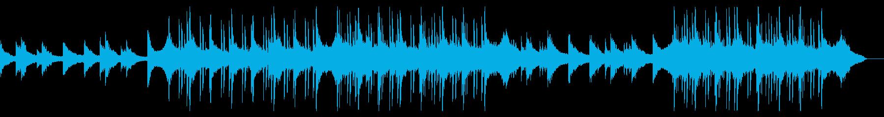 トラップ ヒップホップ 広い 壮大...の再生済みの波形