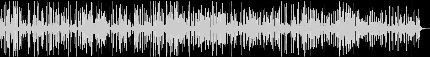 ソフトで大人なラウンジジャズピアノトリオの未再生の波形