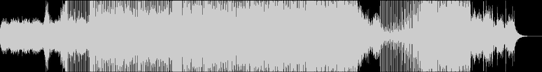 夜のドライブに合うsynthwave の未再生の波形