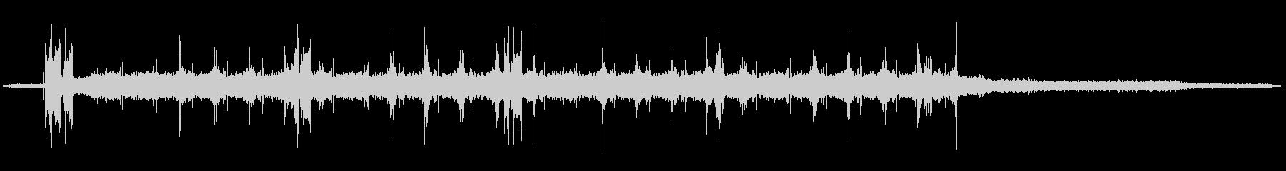 MED:4つのオリジナル、それぞれ...の未再生の波形