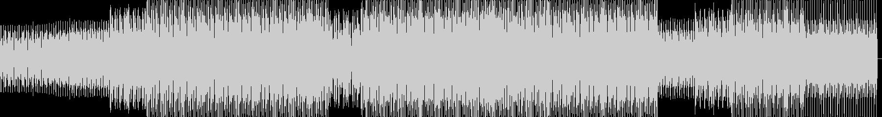 ディープ・ハウスの未再生の波形
