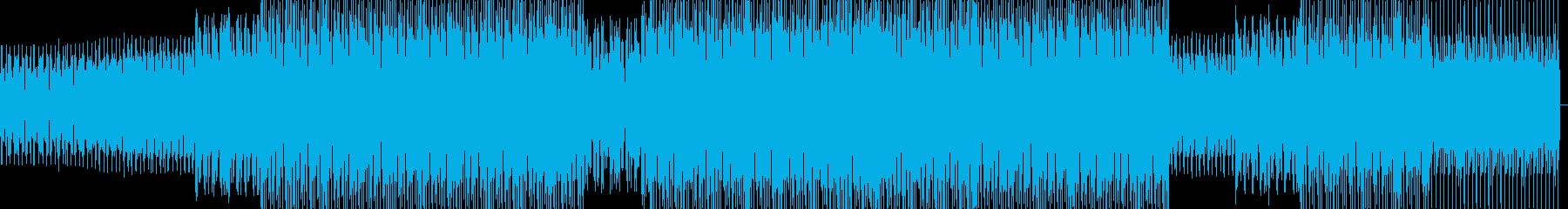 ディープ・ハウスの再生済みの波形