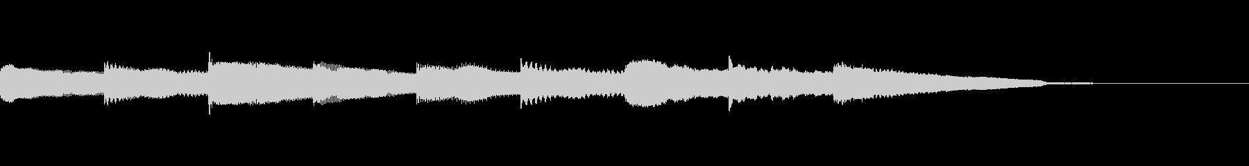 ゲームオーバーA02の未再生の波形