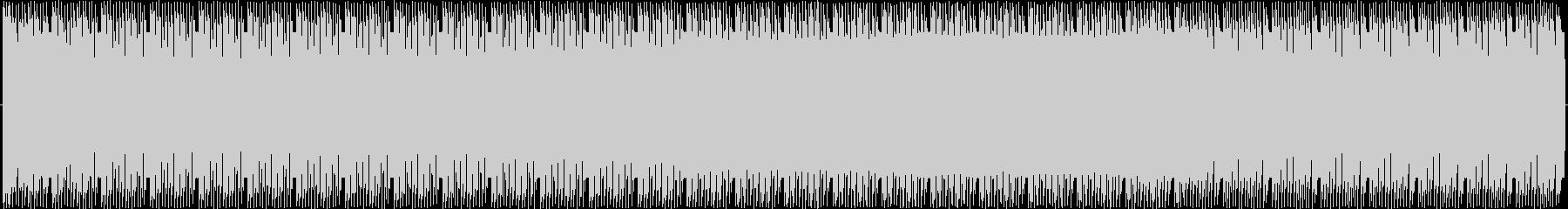 エイリアンループ。即興エイリアン、...の未再生の波形