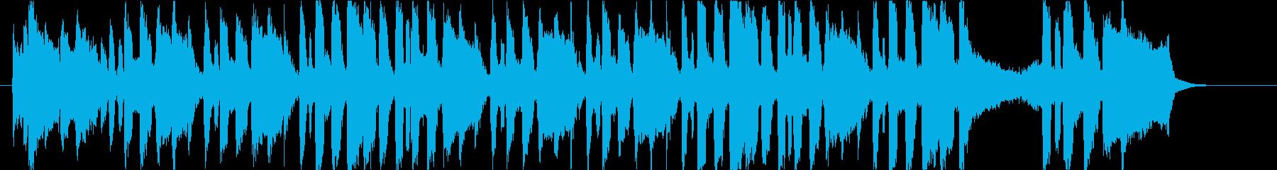 誕生日の歌(ワルツver) 【ユイ】の再生済みの波形