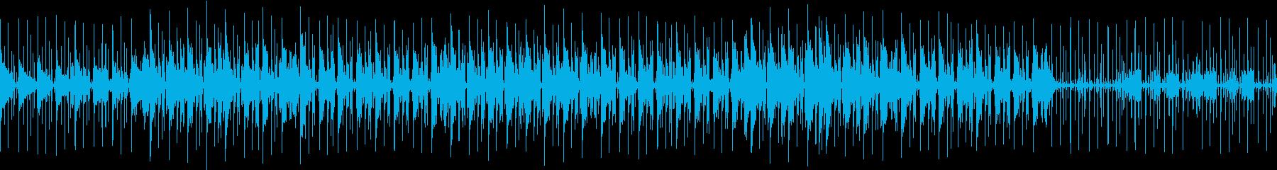 スロウジャズ:お酒のシーンに合う曲_3の再生済みの波形