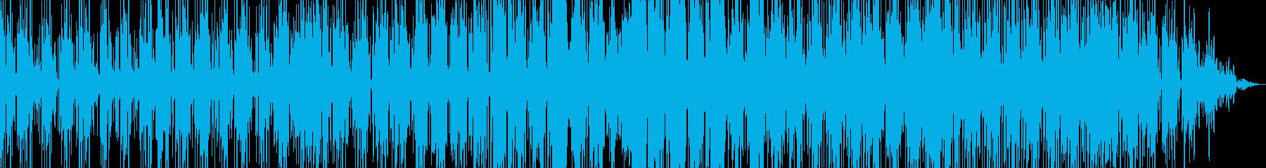 ワールド系のオリエンタルなインストです。の再生済みの波形