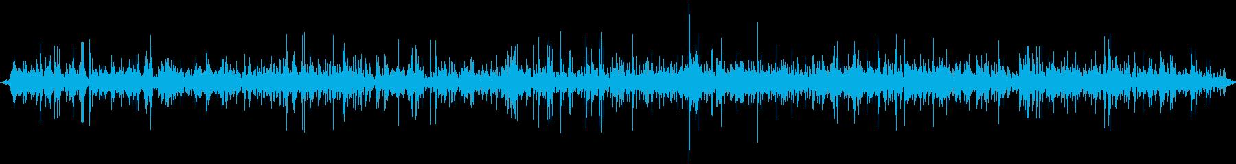 スカイライト、サンダーランブルアン...の再生済みの波形
