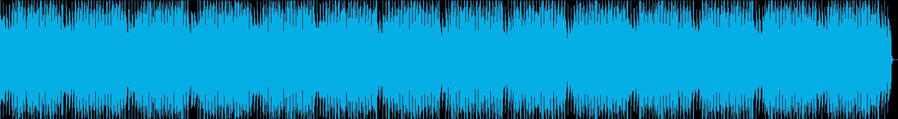落ち着きある幻想的NeoSoul系BGMの再生済みの波形