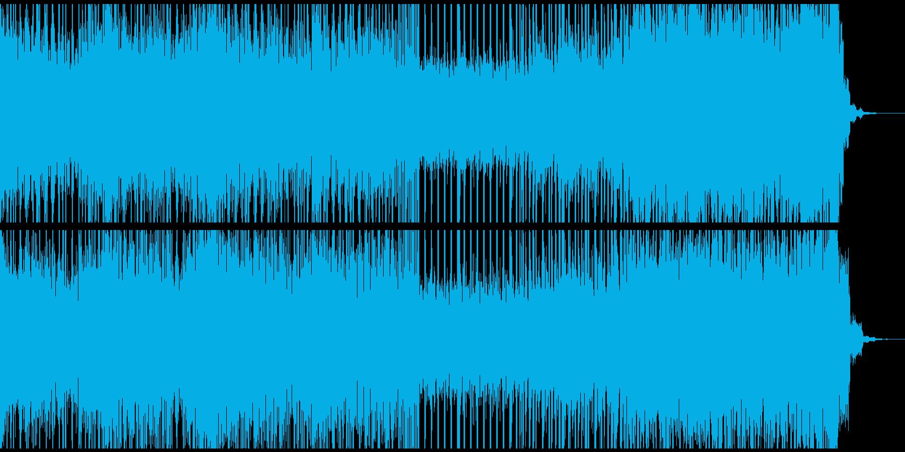 EDM、サイバー系ゲーム等、フルverの再生済みの波形