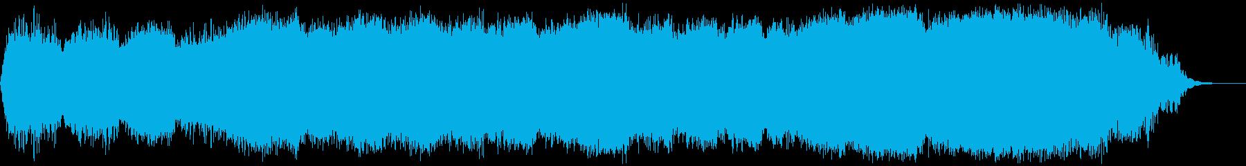 Deep Spaceの再生済みの波形