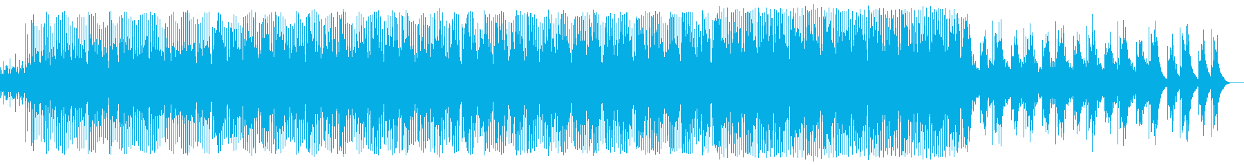 製品・会社紹介 科学天気予報 淡々透明感の再生済みの波形