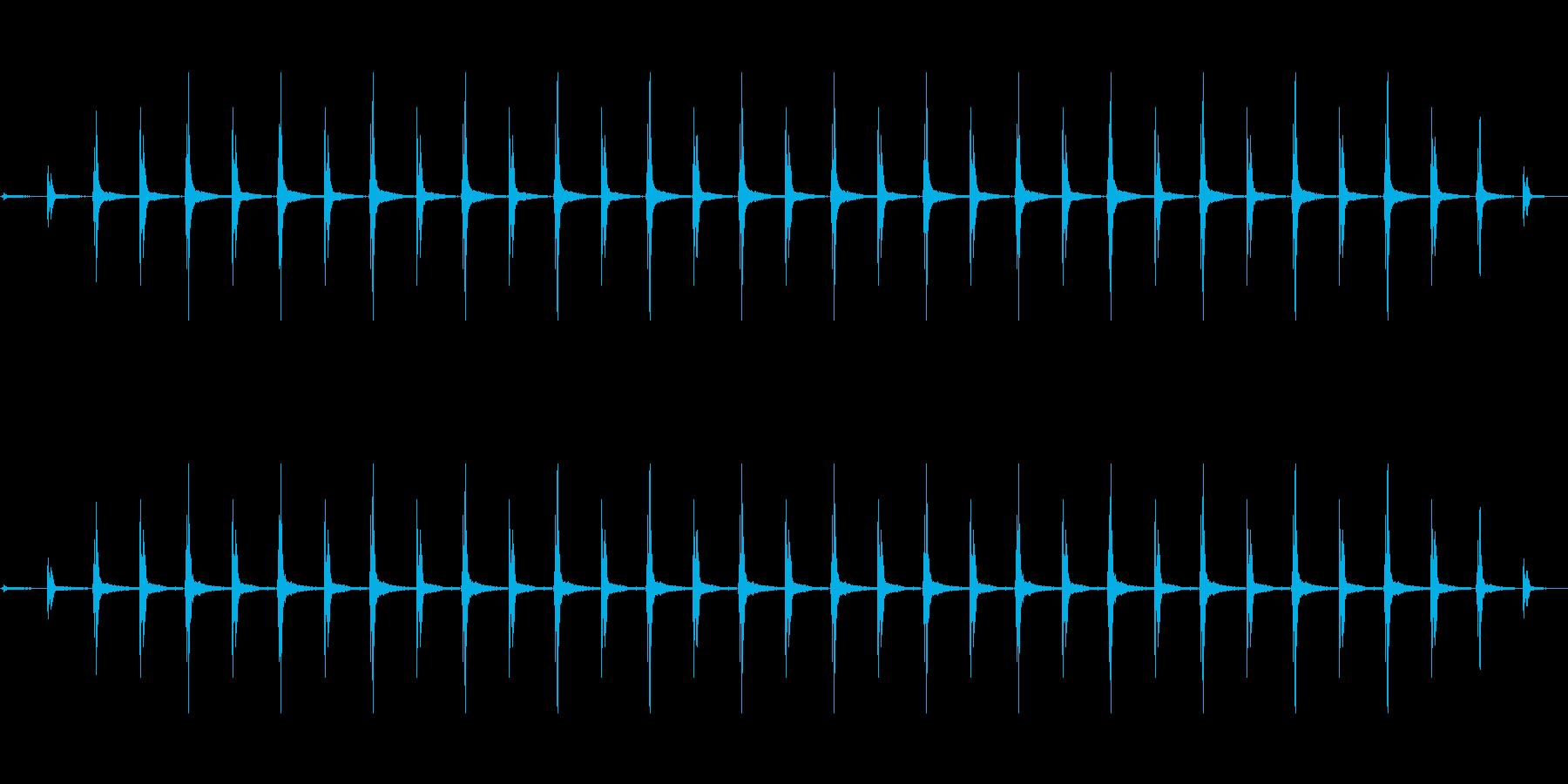 時計 ticktock_45-1_revの再生済みの波形