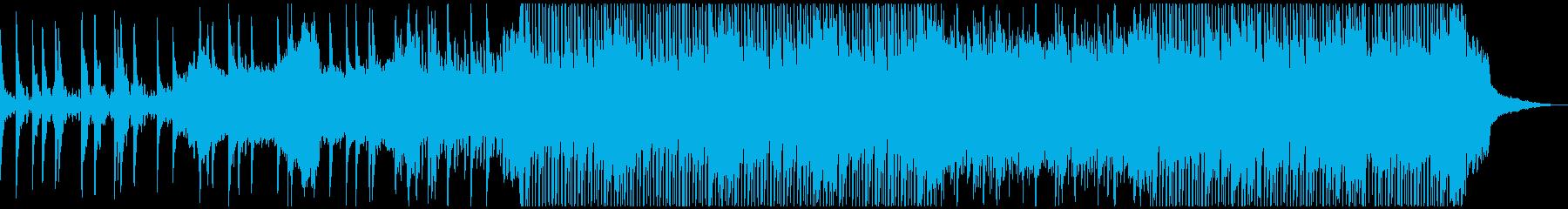 電気研究所奇妙な催眠ロボット。ハイ...の再生済みの波形