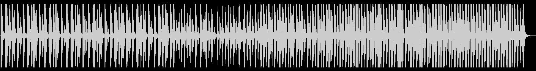 コミカル/かわいい/ハウスNo432_3の未再生の波形