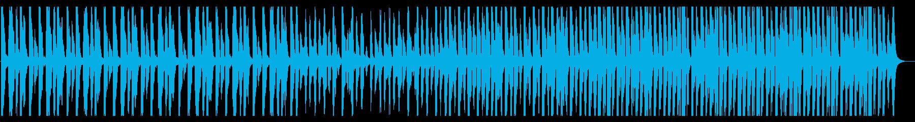 コミカル/かわいい/ハウスNo432_3の再生済みの波形