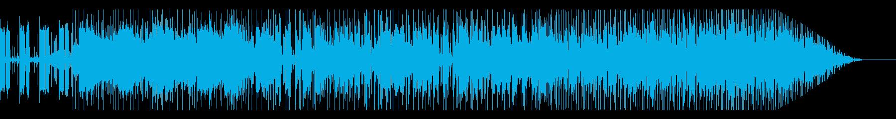 おしゃれ 切ない R&Bの再生済みの波形