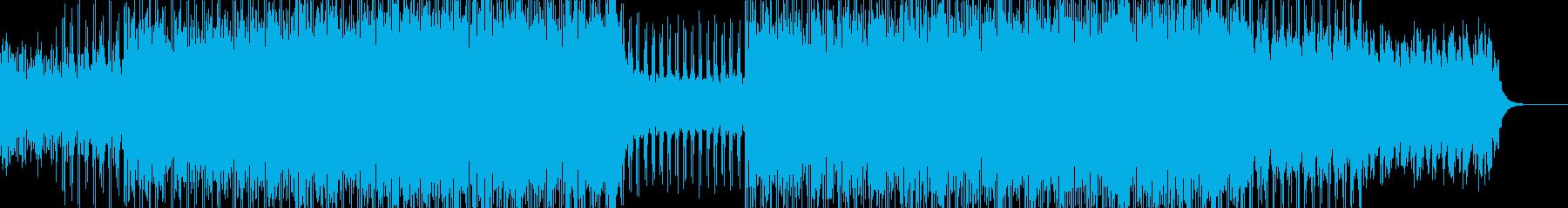 映画音楽、荘厳重厚、映像向け-26の再生済みの波形