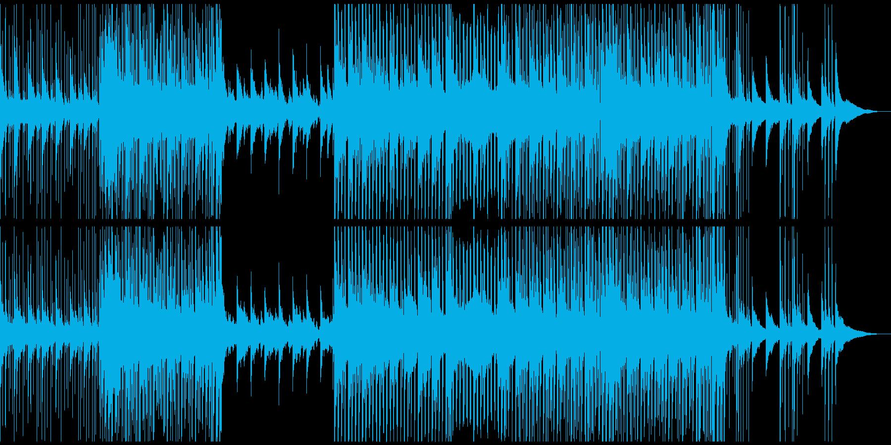 企業VP・ガイダンス・オリエンテーションの再生済みの波形