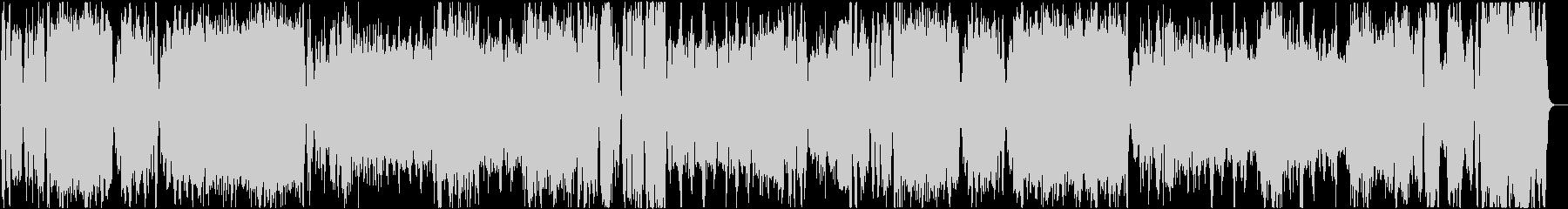 クラシックの定番モーツァルトのアイネク。の未再生の波形