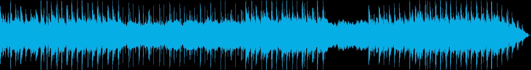 広く静かな海 スロー ピアノ 重厚の再生済みの波形