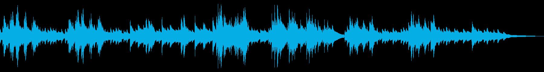 振り返るこれまでの歩み-日常系ピアノソロの再生済みの波形