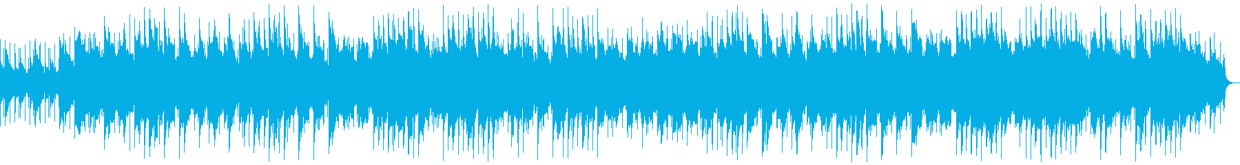 chill風ジムノペディ 第1番の再生済みの波形