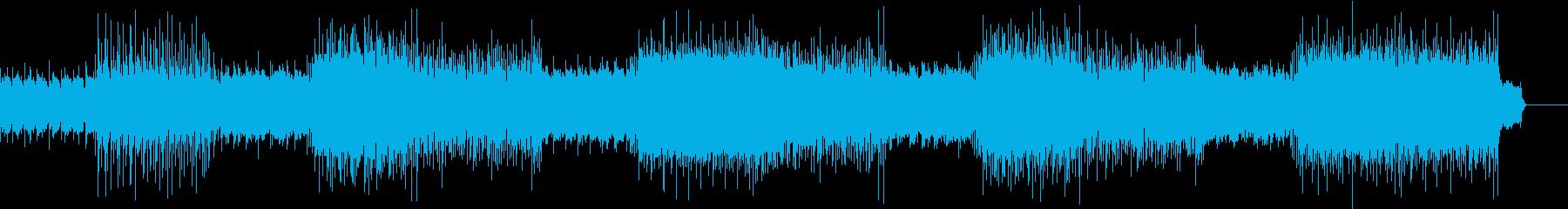 クリスチャンポップ。ピアノバー、フ...の再生済みの波形