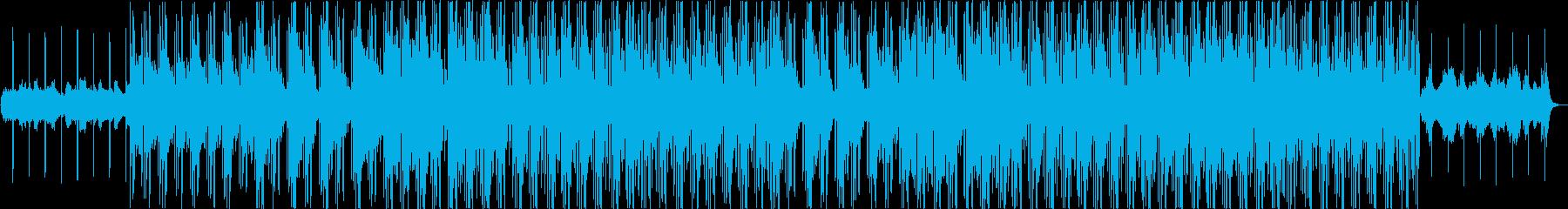 R&B英語/女性ボーカル/お洒落/洋楽の再生済みの波形