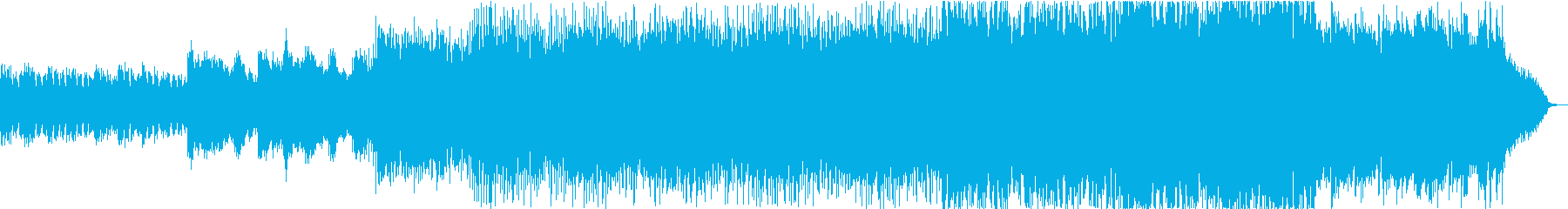 A painful rock that slowly rises's reproduced waveform