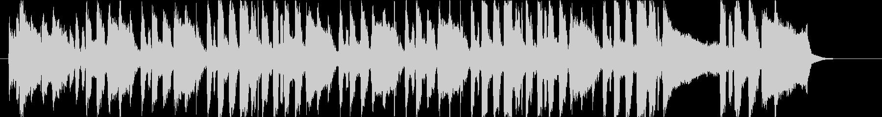 誕生日の歌(ワルツver) 【ミナト】の未再生の波形