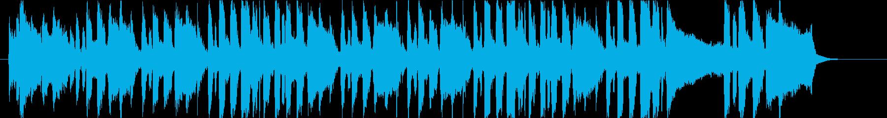 誕生日の歌(ワルツver) 【ミナト】の再生済みの波形