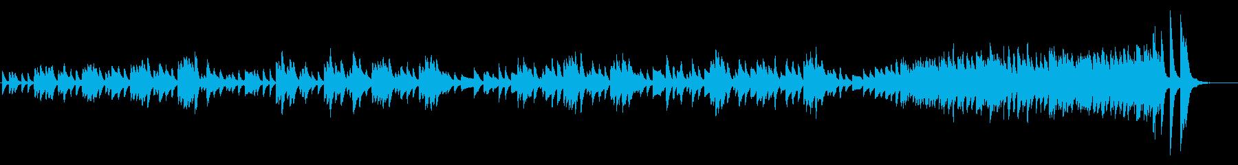 クラシック 気分が良い ピアノ ク...の再生済みの波形
