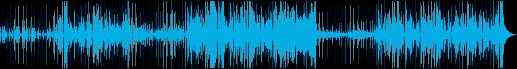 ラテン ジャズ ラウンジ まったり...の再生済みの波形