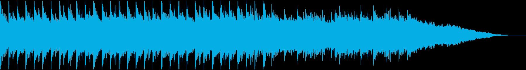 30秒ver企業VP,コーポレート,清涼の再生済みの波形