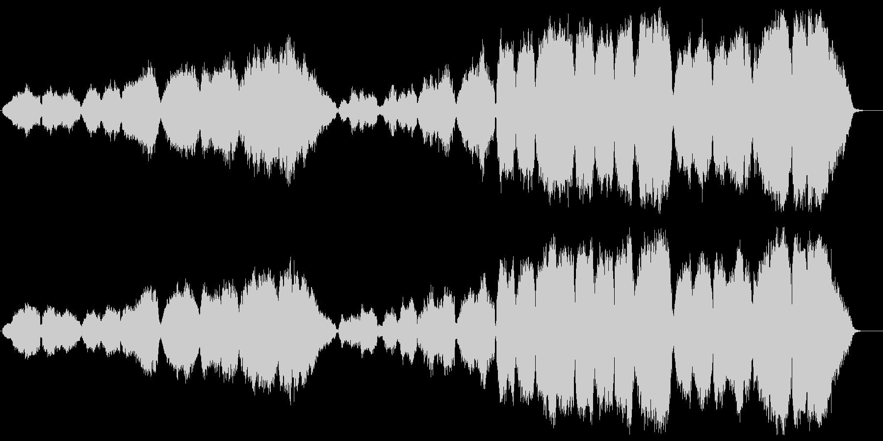 ソプラノ・ヴォイスを用いたクラシカルで…の未再生の波形