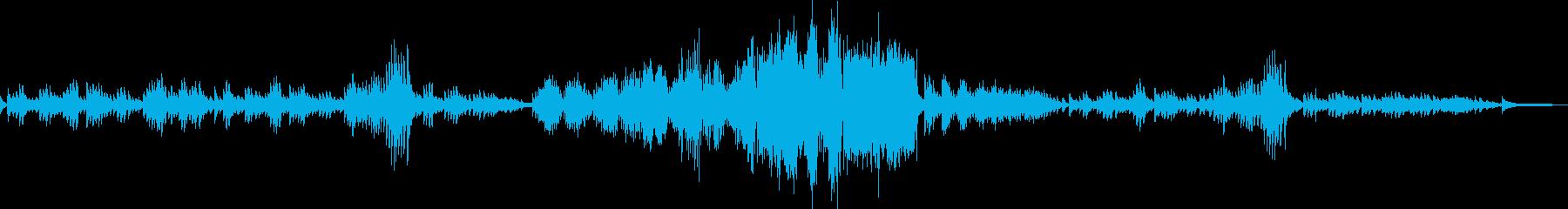 ショパン 別れの曲 Op10 No3の再生済みの波形