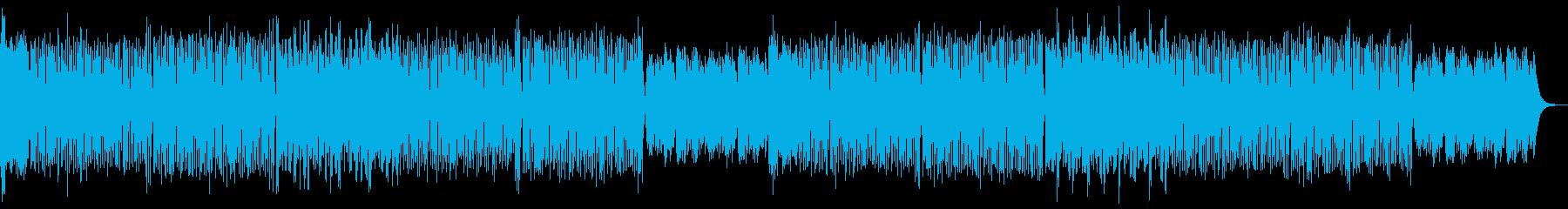 ハロウィン・不気味・コミカル・ゴシックの再生済みの波形
