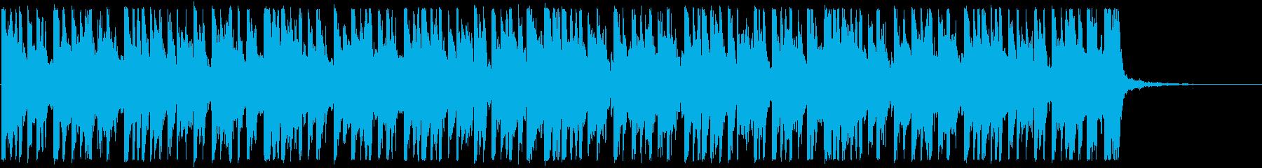 前向き/明るい/ハウス_No475_5の再生済みの波形