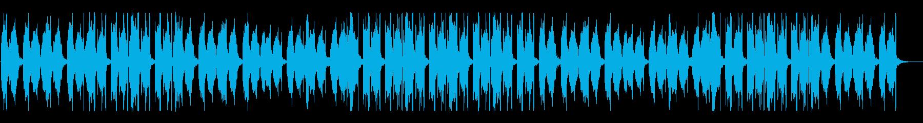 クールでメロウ、高級感のあるチルアウトの再生済みの波形