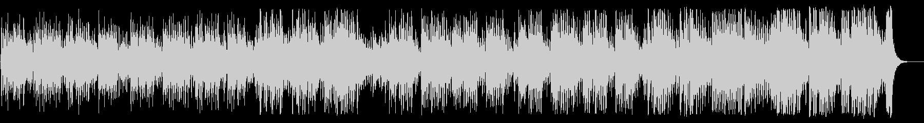 コミカル  オーケストラ 音楽の未再生の波形