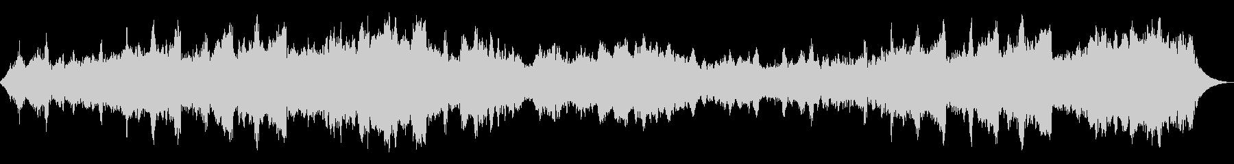 ディープモジュレーション、SCI ...の未再生の波形